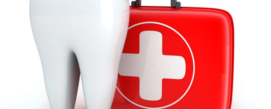 Dental First Aid – What to do if your child has a dental emergency?